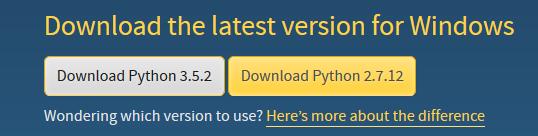 Установка Python3 для Windows