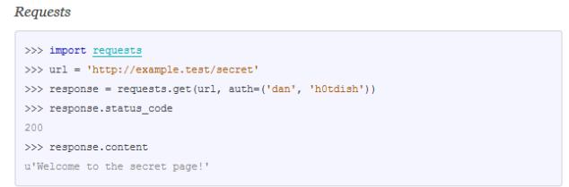 Python.Requests